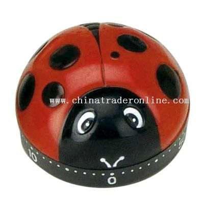 beetle-shaped timer