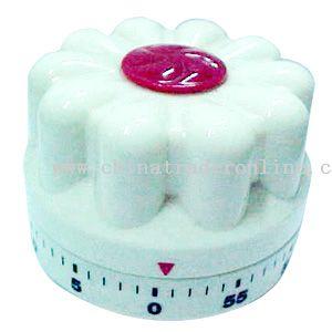 cake-shaped timer
