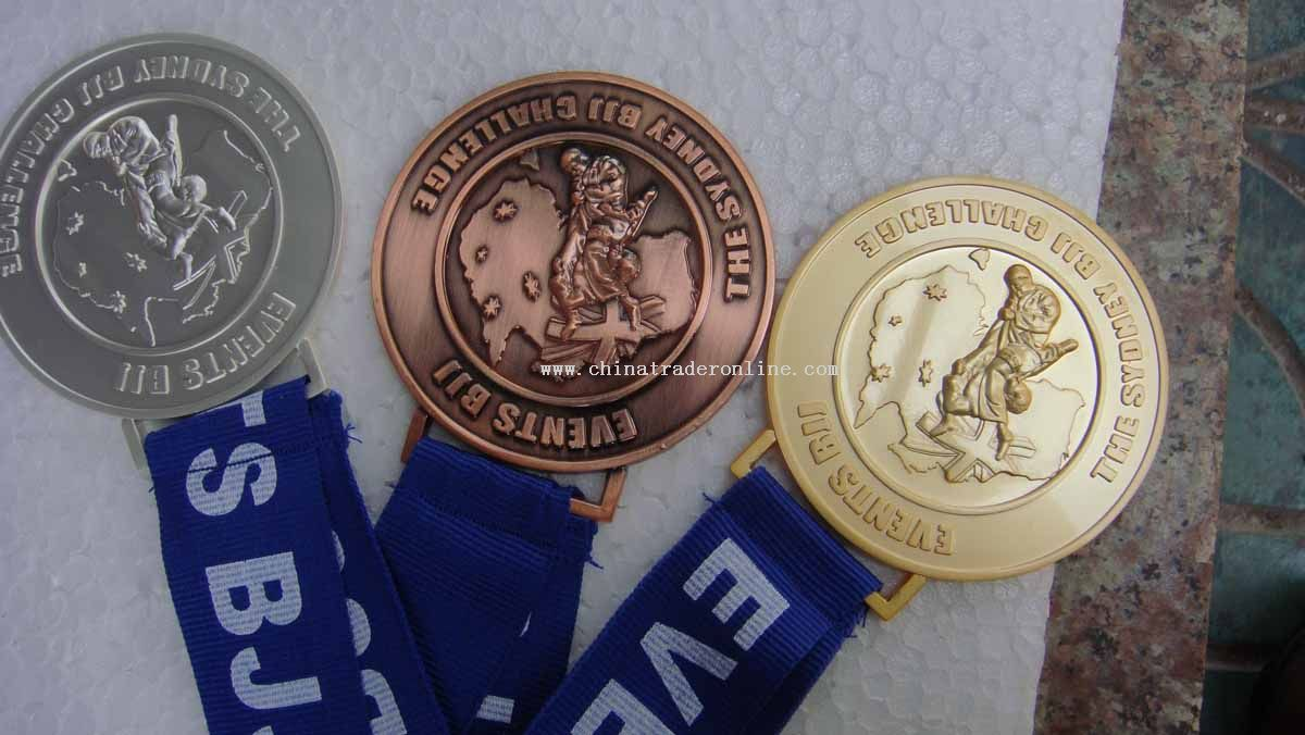 Custom Medals from China
