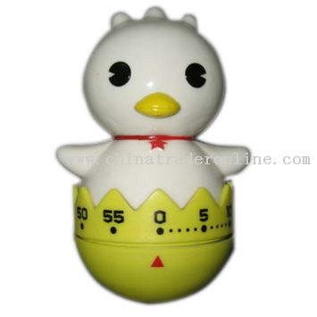 duck-shaped timer