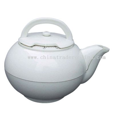 teapot-shaped timer from China