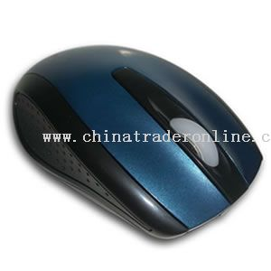 Bluetooth2.0 Wireless Laser Mouse