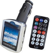 Car MP4 Player with Memory