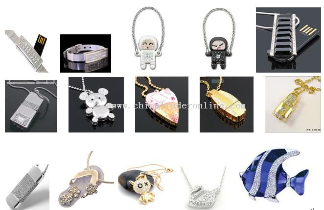 diamond usb memory stick from China