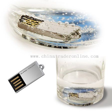 waterproof stylish flash drives