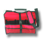 15 POCKET 16 CENTER TRAY TOOL BAG