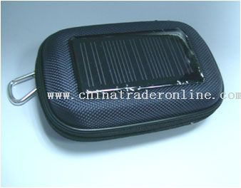 solar charger bag from China