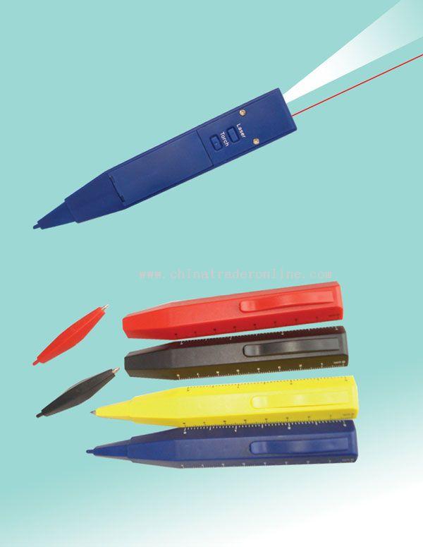 multi-fun led pen