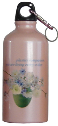 500ml Aluminium water bottle
