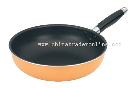 Fry pan from China