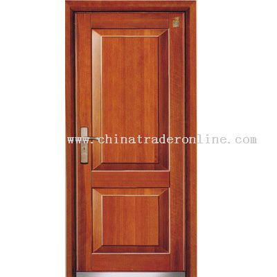 Steel-Wood Security Doors