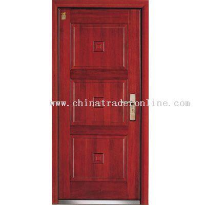 Steel-Wood Security Doors