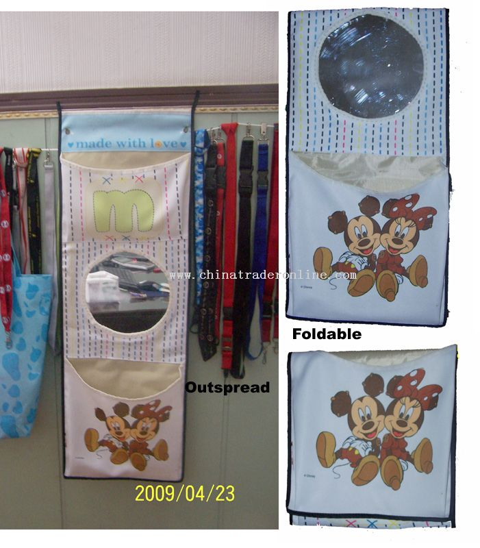 Foldbale Dressing set