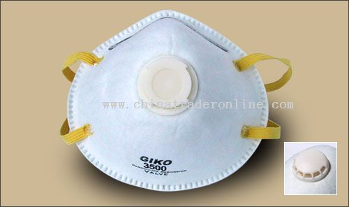 Molded Cone Masks/Respirators
