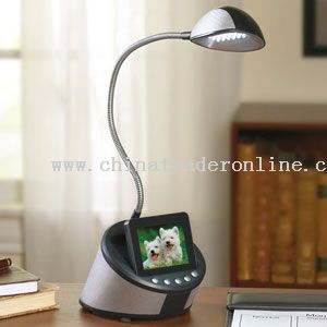 Digital-Frame LED DeskLamp from China
