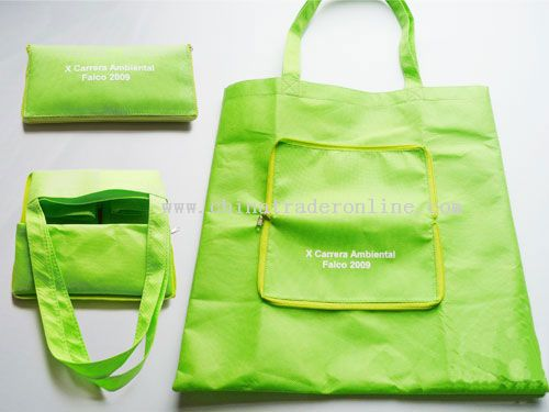 Nonwoven Folding Bag from China