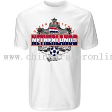 Holland World Cup 2010 Flag T-Shirt