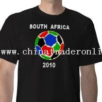 South Africa Soccer 2010 T-shirt
