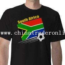 South Africa Soccer Team T-shirt