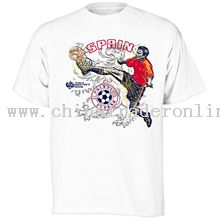 Spain World Cup 2010 Player T-Shirt