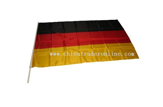 2010 world cup flag hand flag from China