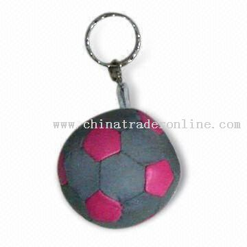 Fancy Keychain in Football Design with EN471 Class2 Standard