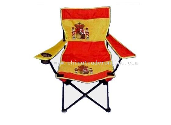 world cup Flag Chair