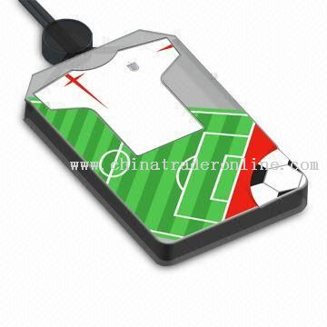 Mobile Phone Case/Pouch with World Cup 2010 Design