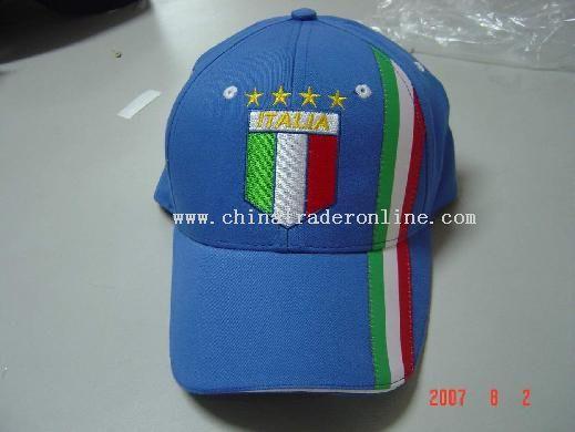World Cup sport cap
