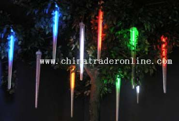 LED meteor light from China