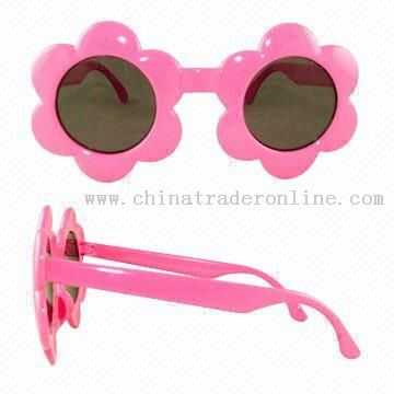Childrens Sunglasses with Low AZO Frame