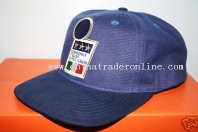 ITALY AZZURRI WORLD CUP FOOTBALL CAP HAT VINTAGE