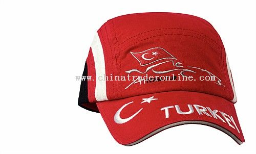 Turkey / TUR CAP from China