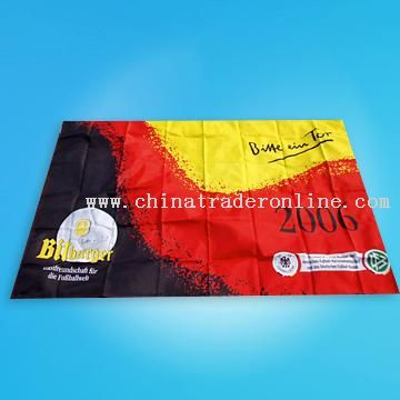 World Cup Flag from China