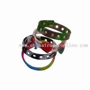 Silicone world cup Wristband/Bangle