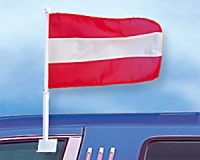 Carflag Austria 27 x 45 from China