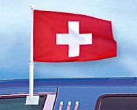 Carflag Switzerland 27 x 45 from China