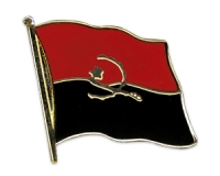 Flag Pins Angola (swinging)