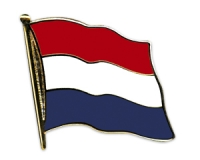 Flag Pins Netherlands (swinging)