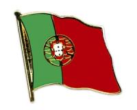 Flag Pins Portugal (swinging)
