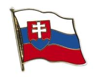 Flag Pins Slovakia (swinging)
