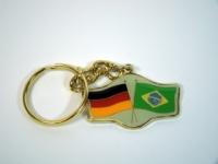 Keyrings Germany-Brazil