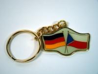 Keyrings Germany-Czech Republic
