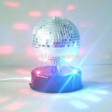 USB mirror ball/USB disco ball