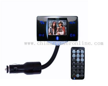 Car Bluetooth MP4 player