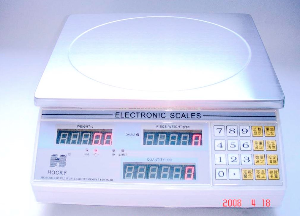 electronic scale from China