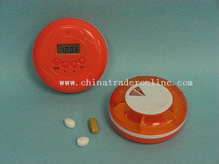 Vibratory Pill Organizer