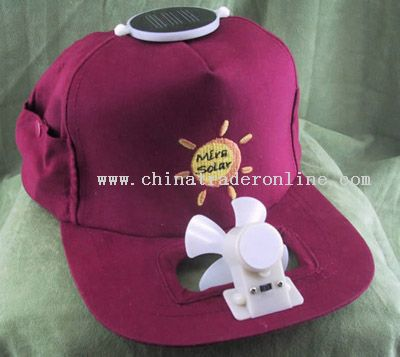 Brick red Solar CAP,Solar PRODUCT Manufacturer