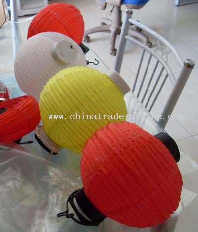 Chinese Styel Solar Lantern