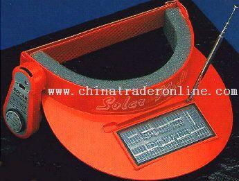 Radio Solar CAP,Solar PRODUCT Manufacturer